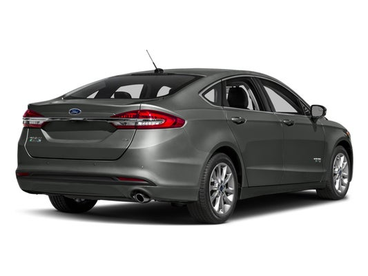 2017 Ford Fusion Energi Se Luxury In Southfield Mi Avis