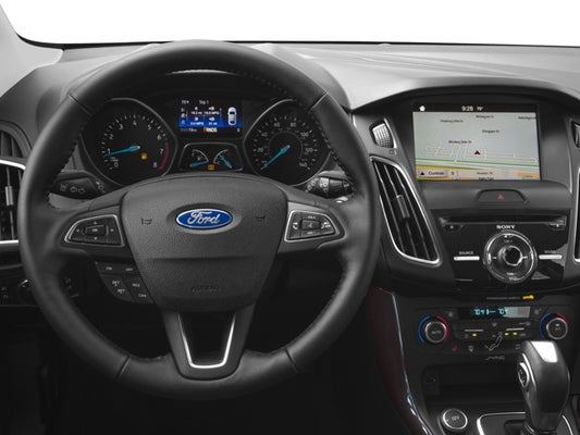 2016 Ford Focus Anium In Southfield Mi Avis
