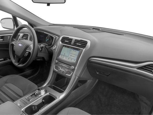 2017 Ford Fusion Se In Southfield Mi Avis