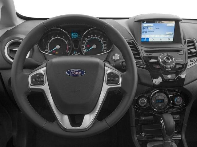 2017 Ford Fiesta Anium In Southfield Mi Avis