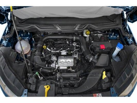 2018 ford ecosport ses in southfield, mi - avis ford