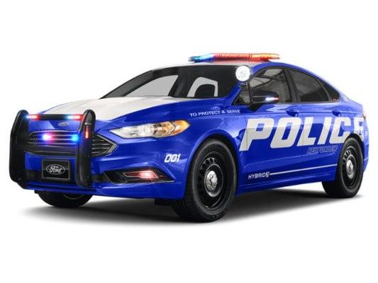 2019 Ford Police Responder Hybrid Sedan Base In Southfield Mi Avis