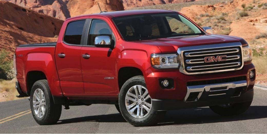 2019 Ford Ranger vs 2019 GMC Canyon Comparison | Avis Ford in